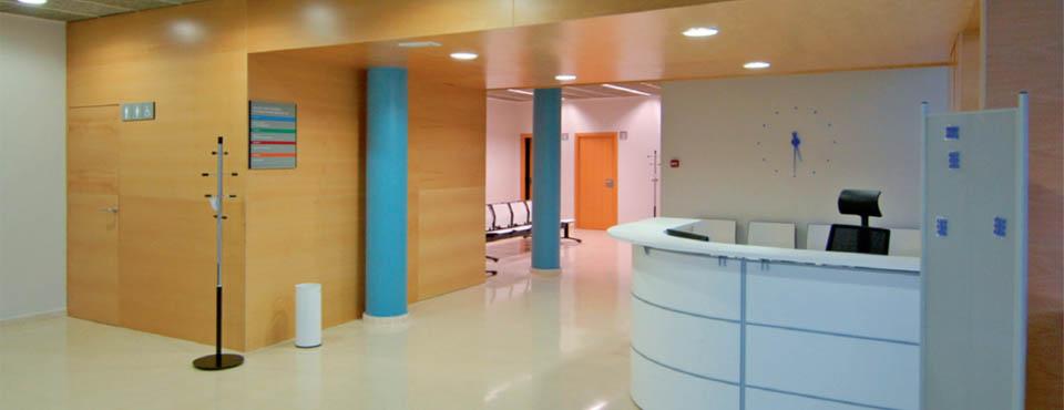 Adecuación de local existente para centro de salud en Alcoletge